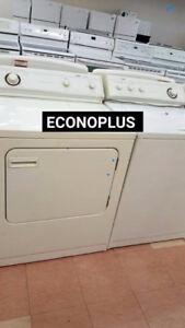 ECONOPLUS LIQUIDATION ENSEMBLE LAVEUSE&SECHEUSE STANDAR