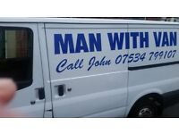 Brook Removals man with a van from £15
