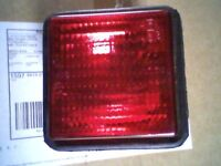 RUBBOLITE REAR FOG LIGHT - UNUSED