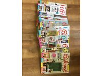 Reloved upholstery and crafting magazines, like new.