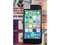 Apple iphone 5c white unlocked 16gb used perfect condition