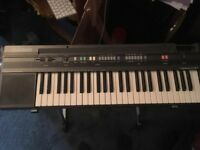 Casio CT-360 with original stand!