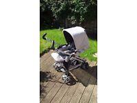 Mamas & Papas Pliko Switch pram/stroller
