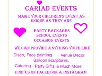 Cariad Events
