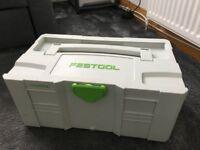 Festool Systainer sys- midi3 large tool box t loc