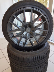 """18"""" Winter Tire and Alloy Wheel Package"""