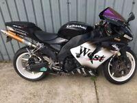 Kawasaki zx10r d6