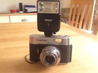 Camera Voigtlander Vito C with Color Skopar lens