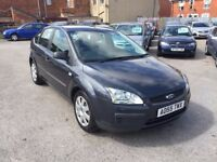 Ford Focus 1.6 LX 5dr 2005 (55 reg), Hatchback (30 days warranty) £1100