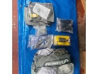 Safety harnesses and rope brand new