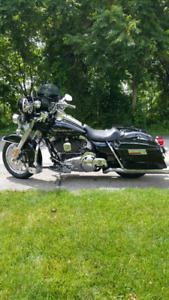 REDUCED! 2009 HD Road King - priced to sell quick