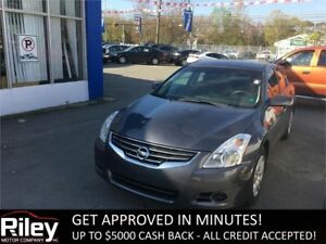 2012 Nissan Altima 2.5 S STARTING AT $103.26 BI-WEEKLY