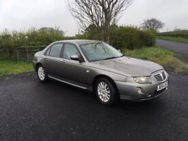2004 Rover 75 2.0 CDTi Contemporary Turbo Diesel 12 Months Mot