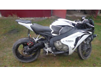 Honda CBR 1000RR Fireblade SC59 breaking for parts