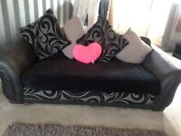 Good condition sofa and arm chair FREE PUO