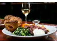 Kitchen Porter - PART TIME - gastro pub - SHEPHERDS BUSH