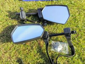 Steady View Towing Mirrors