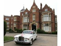 1972 Rolls Royce Silver Shadow - Private hire chauffeur driven services for any occasion