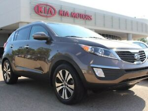 2012 Kia Sportage DUAL SUNROOF, COOLED SEAT, HEATED SEATS, NAVIG