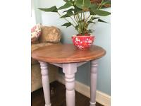 Country style Shabby Chic solid wood table