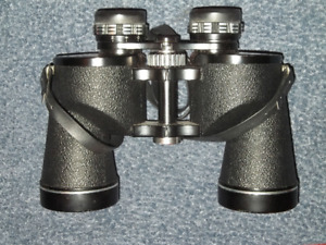 FOR SALE: MASTER CRAFT - 7 X 50 BINOCULARS - FULLY COATED