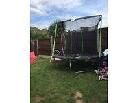 For sale my 12 ft trampoline
