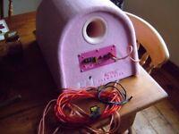 Fli trap speaker