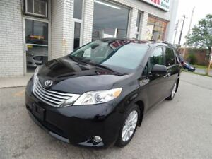 2012 Toyota Sienna LIMITED AWD NAVIGATION DVD CAMERA
