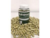 Nutrishous Supplements Neem (Azadirachta Indica) 120 Vegetarian Capsules