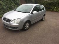 Volkswagen polo 1.4 automatic-2006 model-3dr hatchback-cheap insurance-part exchange available
