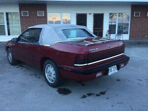 Chrysler Le Baron 1991