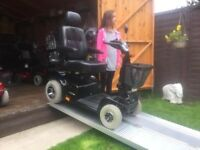 Heavy Duty 10MPH Pride Celebrity X Sport Mobility Scooter-Was £3.800 Now Only £690