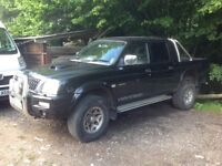 Mitsubishi Warrior for sale