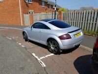 2001 audi TT 1.8 turbo quattro mechanically perfect part ex to clear