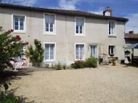 Beautifully renovated property in the north of the Poitou Charentes, France