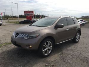 2009 Nissan Murano LE - 3 YEAR WARRANTY INCLUDED