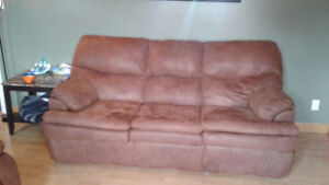 Couch set REDUCED 600$