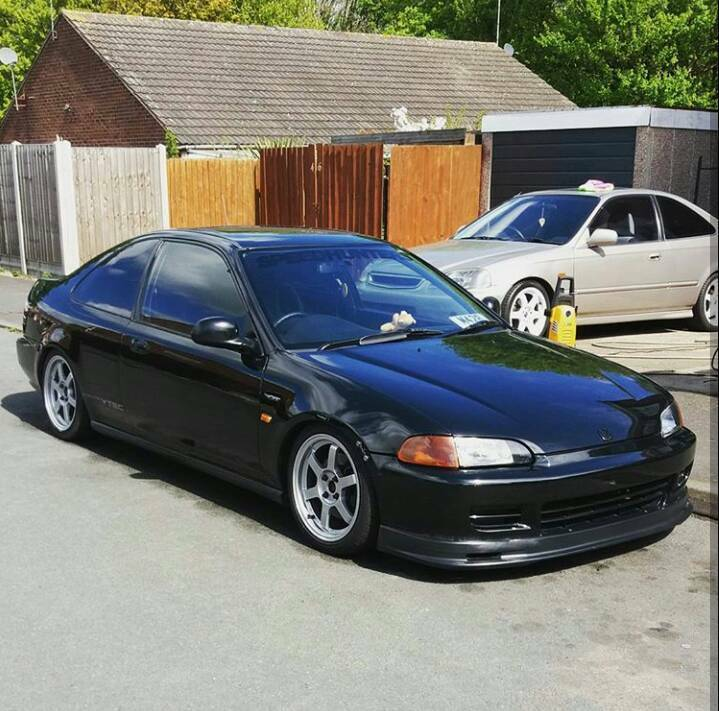 1996 honda civic eg coupe b16 vti in shepshed. Black Bedroom Furniture Sets. Home Design Ideas