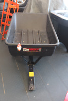 Agri-Fab Utility 10 Poly Dump Cart Winnipeg Manitoba Preview