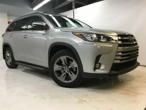 2017 Toyota Highlander SUV AWD LIMITED