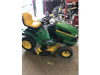 John Deere X140 Lawnmower