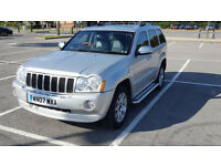 Jeep Grand Cherokee 3.0 CRD - Overland Edition Stunning Top of the range - High Spec fully loaded