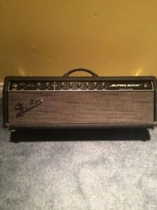 Fender supersonic 60 watt