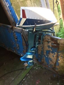 Any interest in a 1962 Evinrude 5.5hp?