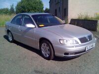 Vauxhall Omega CDX Automatic, FULL MOT, 1 OWNER