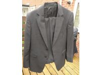 Two Jaeger suits - 38 jacket, 32R trousers