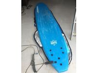 Vision 9ft surfboard