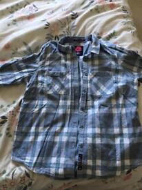 Super Dry women's shirt size L