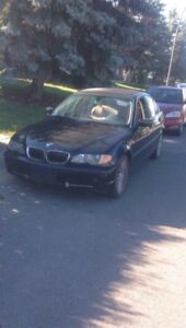 2002 BMW Xi for trade