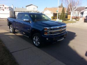 2015 Chevrolet Silverado 2500 High country Pickup Truck